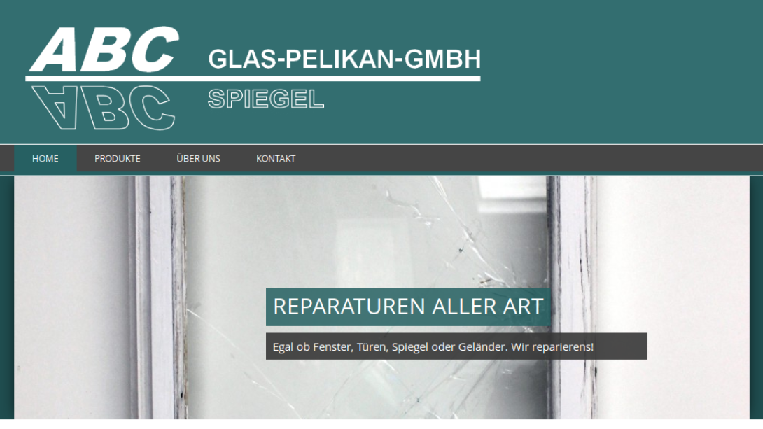 Screenshot - abc-glas-pelikan.com