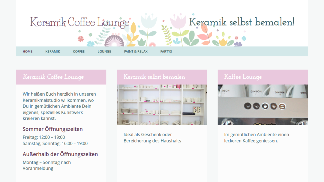 Screenshot - Keramik Coffee Lounge